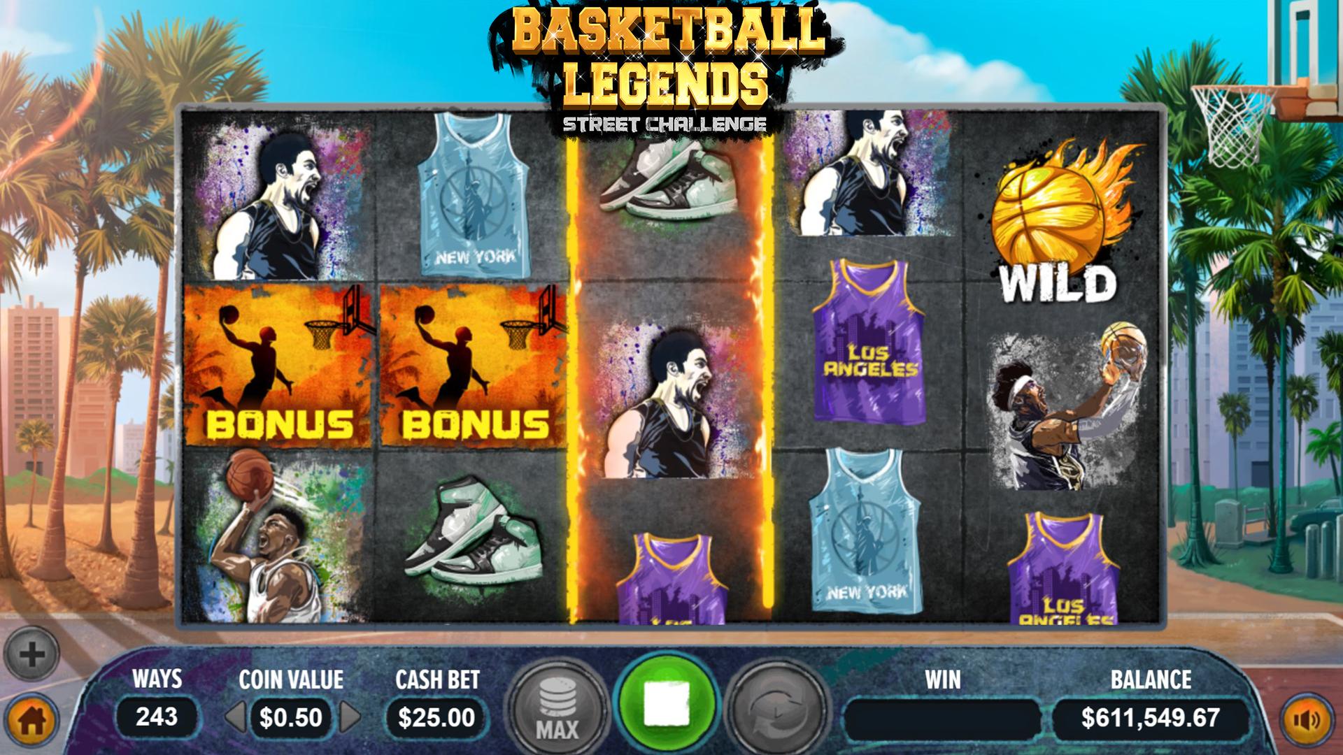 basketball legends wild ss