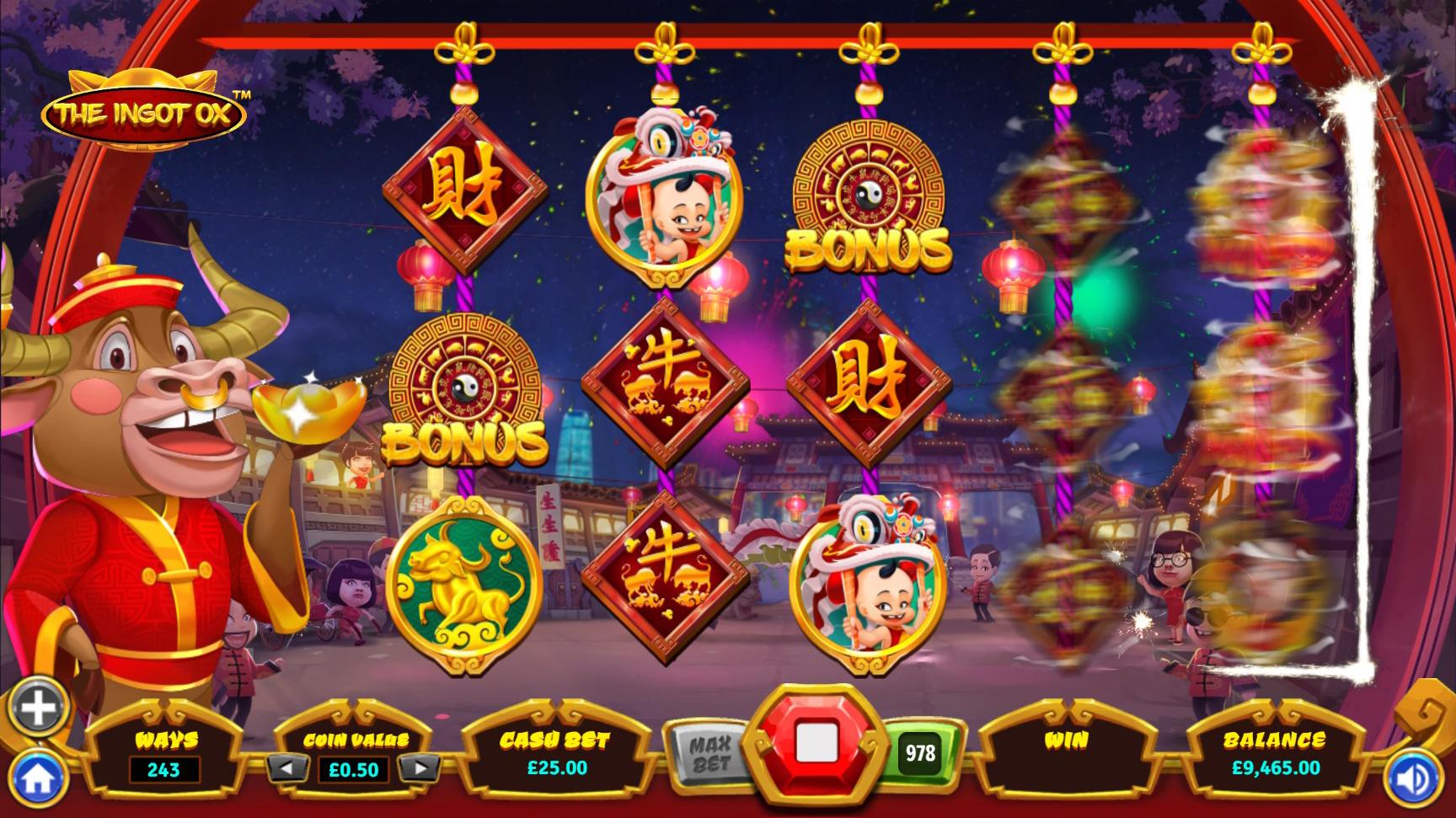 the ingot ox gameplay screenshot